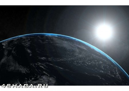 Земля и солнце 3